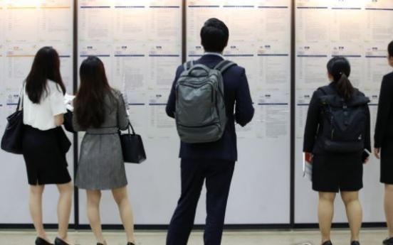 [Newsmaker] Number of jobless highest since 1999