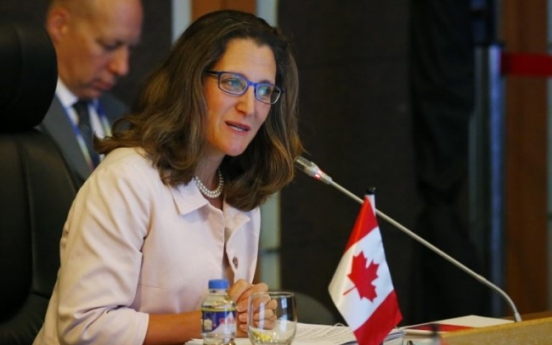 US, Canada hold last-minute NAFTA talks as deadline looms