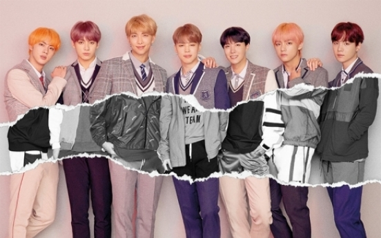 BTS merchandise sale starts at Big Hit Shop