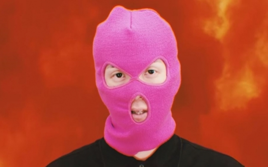 [Trending] Masked rapper 'Mommy Son' creates buzz on Korean hip-hop scene