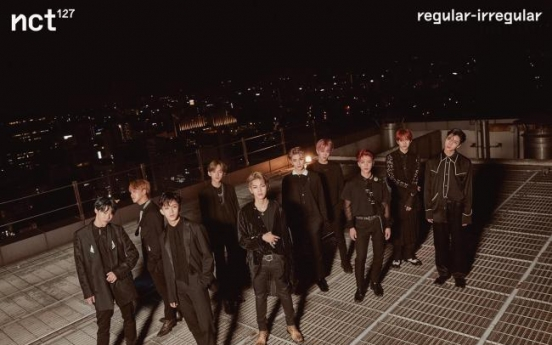 NCT 127 pushes hard for American dream