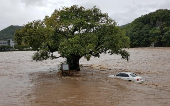 Typhoon Kong-rey leaves 2 dead, 1 missing, 470 displaced in Korea