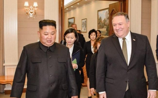 US-North Korea summit to take place 'soon' : Pompeo