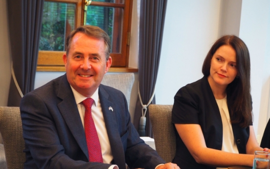 [Herald Interview] UK trade minister calls for increased access to Korean services market