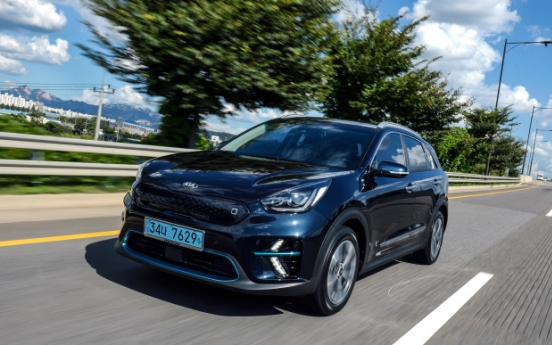 [Behind the Wheel] Electric Kia Niro flaunts 385km driving distance, affordable charging