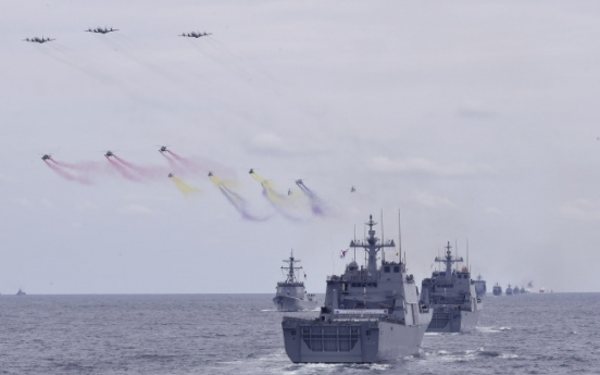 Beyond the Peninsula: South Korean Navy aims to expand role