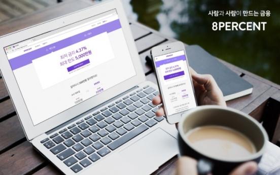 P2P lender 8Percent receives W6b investment