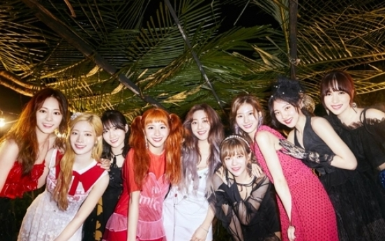 Twice to release third album of the year Nov. 5