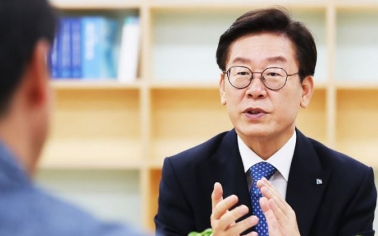 [Newsmaker] Gyeonggi governor's home raided on alleged violations of election law