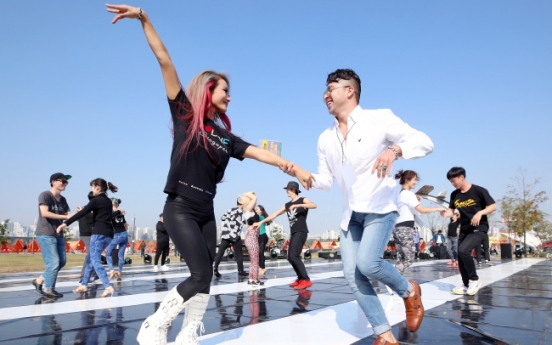 [Photo News] 'We Dance' at Han River