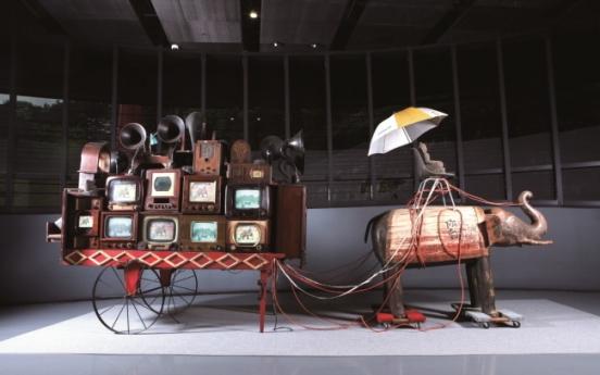 Nam June Paik Art Center holds 10th anniversary exhibition