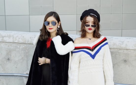 [Photo News] Street styles we noticed at 2019 S/S Seoul Fashion Week