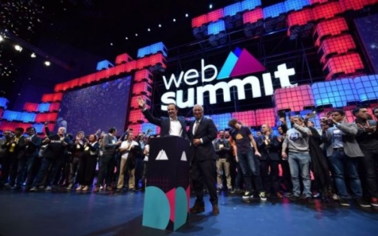 Lisbon to host Web Summit for 10 years
