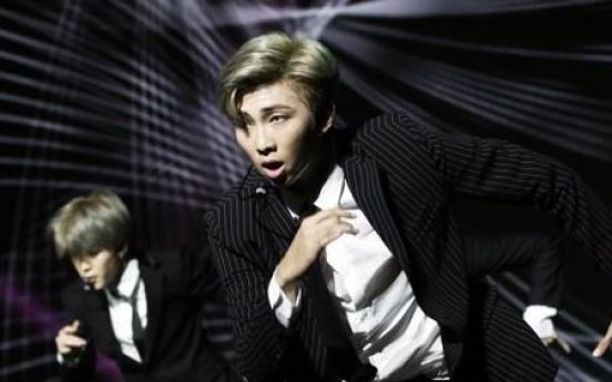 RM's new mixtape gets warm reception around the globe