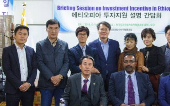 Korean SMEs get trade and investment tips for Ethiopia