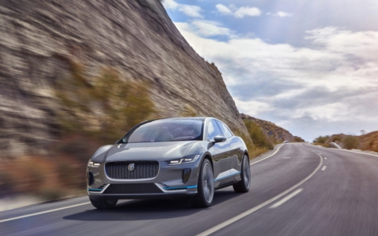 Jaguar I-Pace flaunts 480-km driving range