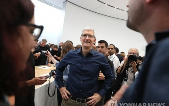 Apple chief pushes for US privacy law
