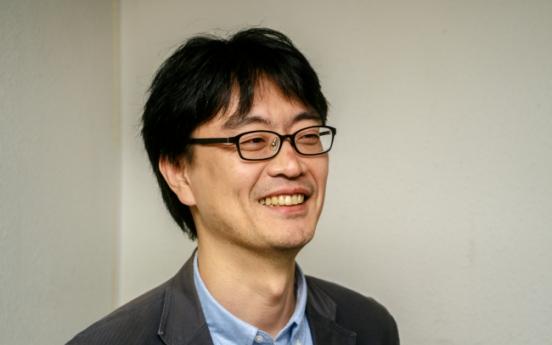 Filmmaker Ahn Kearn-hyung wins SeMA-Hana Media Art Award