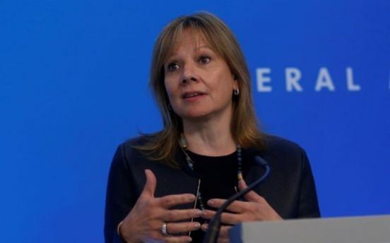 GM CEO Mary Barra to visit Korea soon