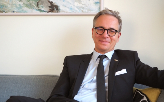 [Herald Interview] How Sweden's trustworthy diplomacy aids inter-Korean dynamics