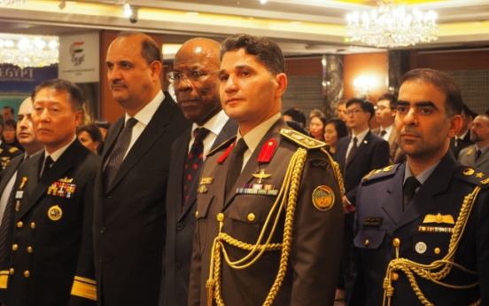 'Egyptian military safeguards bilateral cooperation': defense attache