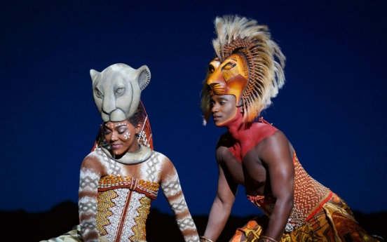 'Lion King' a musical with animals, but story of humans