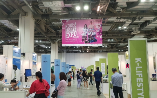 Korea hosts trade fair in Singapore to back SMEs in Southeast Asia