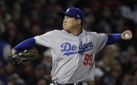 Ryu Hyun-jin receives qualifying offer from Dodgers