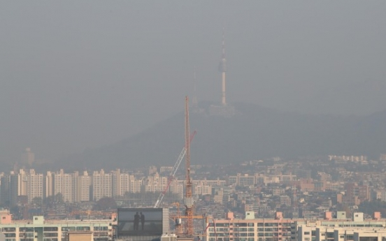 [Weather] 'Bad' fine dust to sweep over west