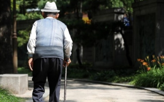 25% of elderly Koreans eat by themselves all the time, making them vulnerable to depression