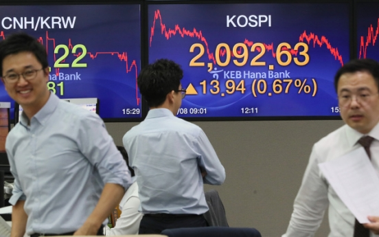 Relief rally in Korean markets after US midterm elections result