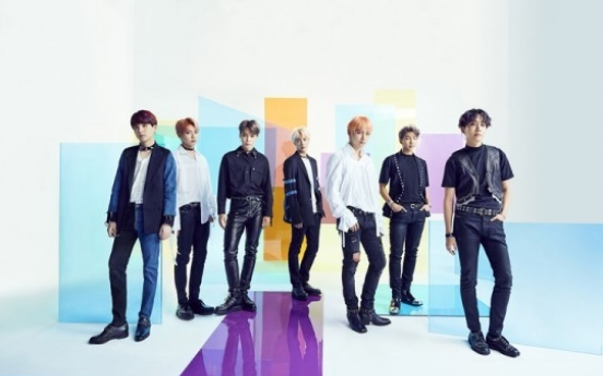 BTS' Japanese single tops Oricon chart