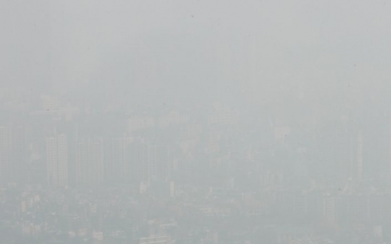 [Weather] Heavy fine dust to persist nationwide