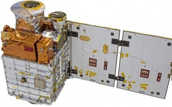Korea to launch science satellite from US air base