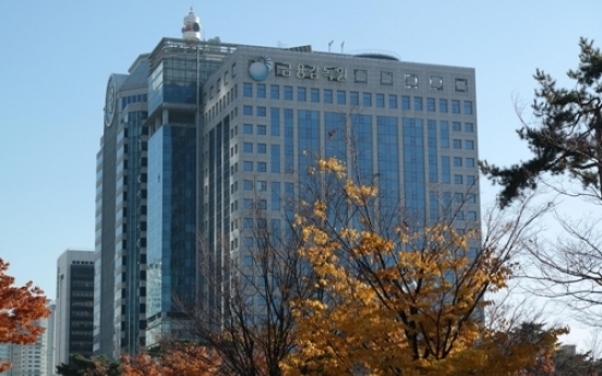 Foreign investors sell net W4.6tr of Korean stocks in Oct.