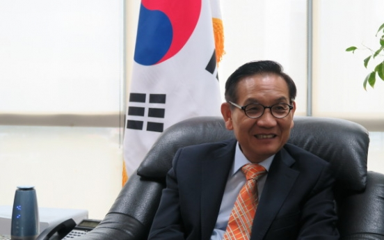 [Herald Interview] ASEAN important for Korea's peace as well as prosperity: ambassador