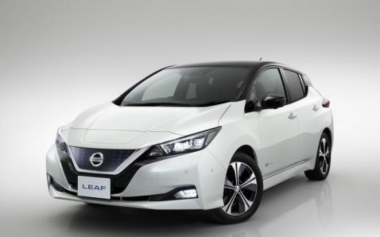 Nissan Leaf returns with longer driving range, improved connectivity