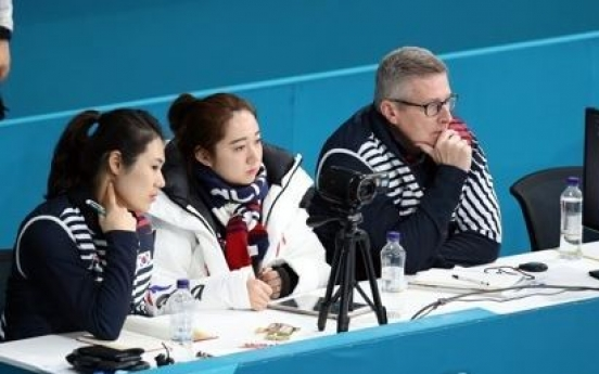 Team Kim's Canadian coach backs curlers' abuse claims