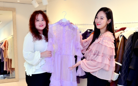 Rookie designers aim to be Korea's next fashion giants