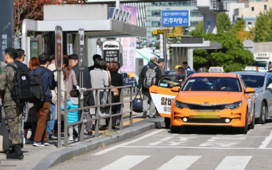 Seoul considers new taxis for pets, women, seniors