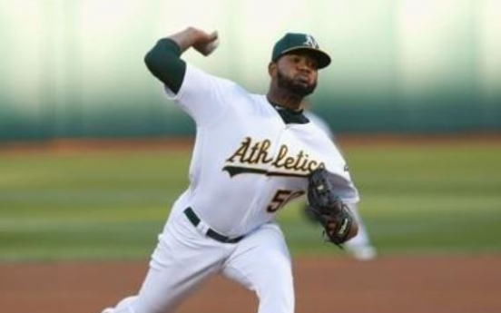 KT Wiz acquire ex-MLB pitcher Alcantara