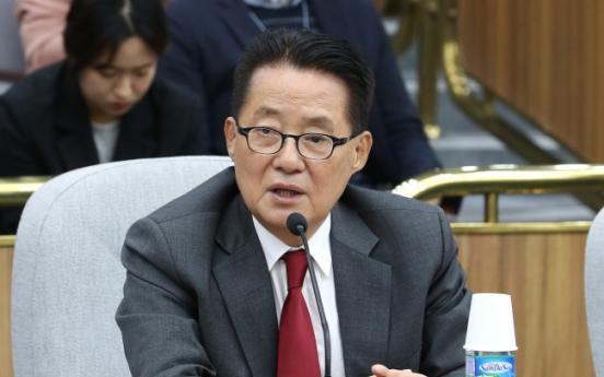Veteran lawmaker warns against 'anti-Moon alliance'