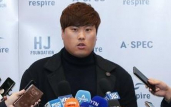 Dodgers' Ryu Hyun-jin 'confident' with gamble on self
