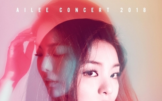 Ailee confirms solo concert in December