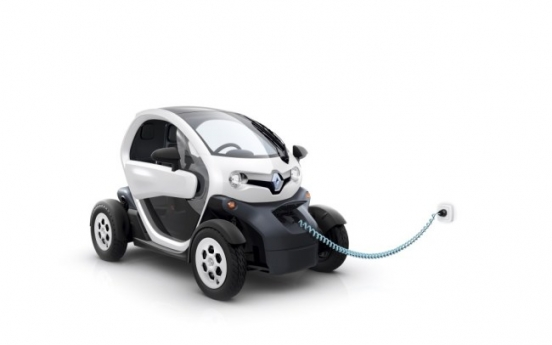 Renault's Twizy takes 80% of ultra-mini car market