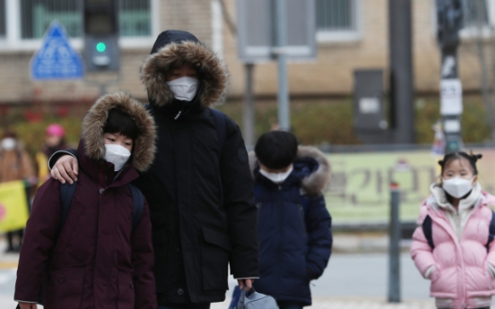 [Weather] Anti-pollution masks strongly advised as fine dust blankets nation
