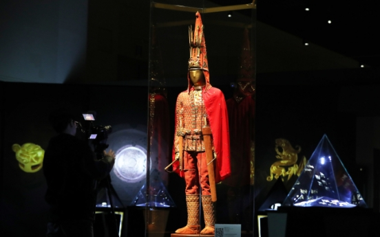 National Museum holds exhibition on Kazakhstan civilization