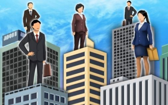 Women executives a rarity at Korea's top 500 corporations