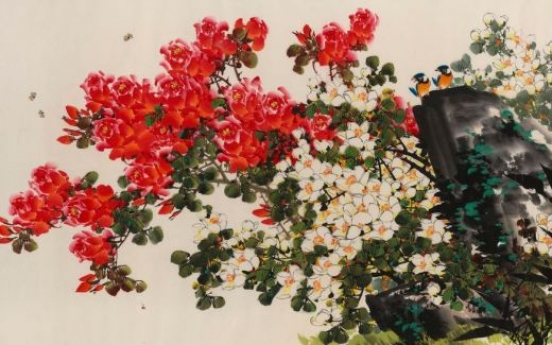 N. Korean paintings show another side of hermit kingdom