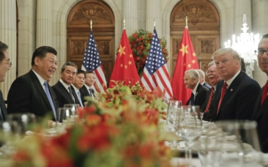 World waits to see if Trump-Xi dinner brings trade peace